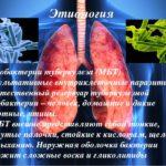 Туберкулёз – профилактика.