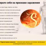 Симптомы заражения паразитами