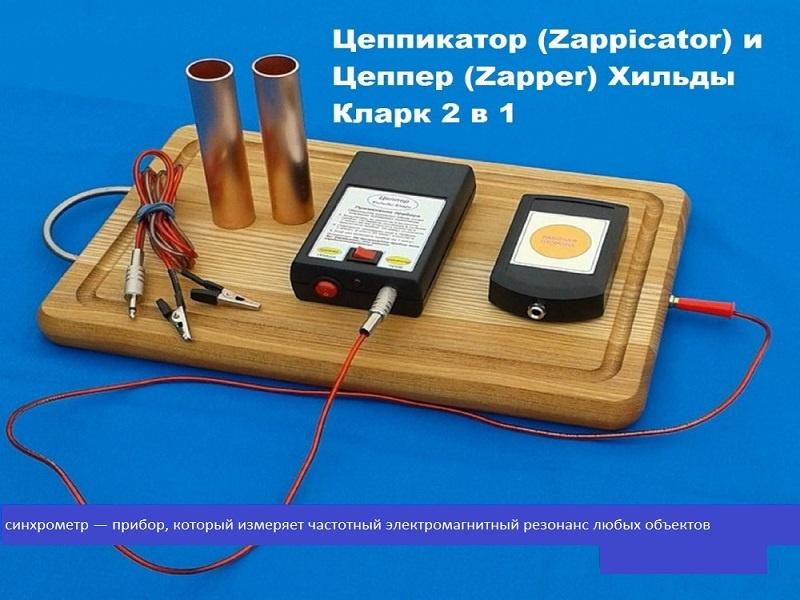 Синхрометр - прибор для измерения частот с любых объектов.