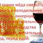 Красное вино и мёд делают чудеса. Попробуйте !!!