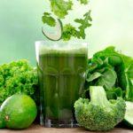 Выход из голода на зелёных соках